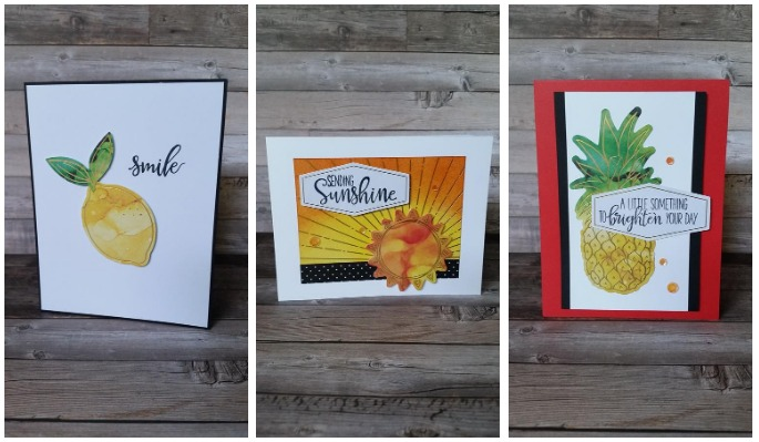 Sunshine Fun With June Paper Pumpkin