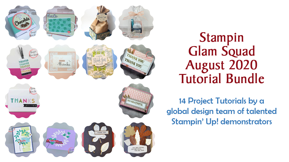August 2020 Glam Squad Tutorial Bundle -
