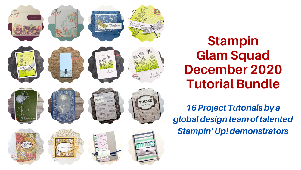 December 2020 Glam Squad Tutorial Bundle -