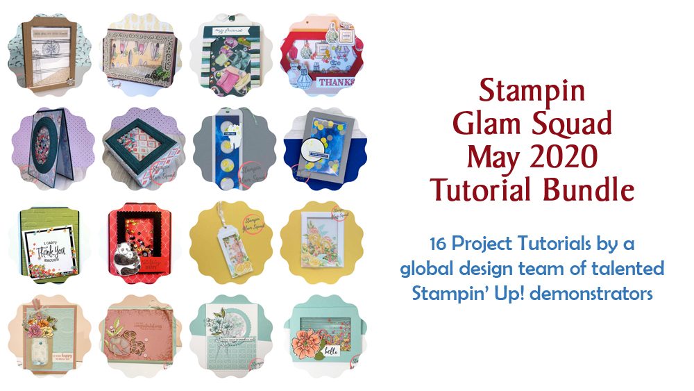 "May 2020 Glam Squad Tutorial Bundle - ""Just Shake It"""