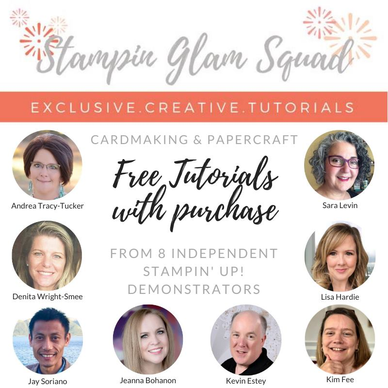 Jan 2020 Glam Squad Tutorial Pack