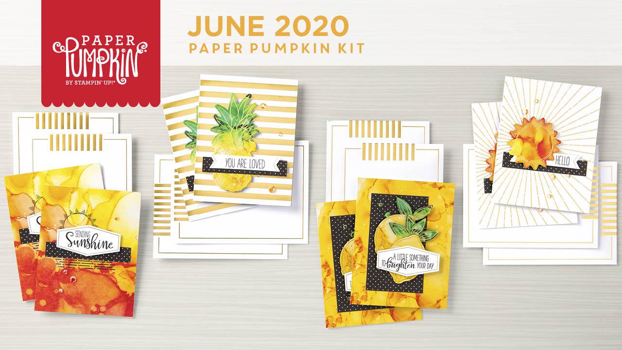 June 2020 - Box Of Sunshine