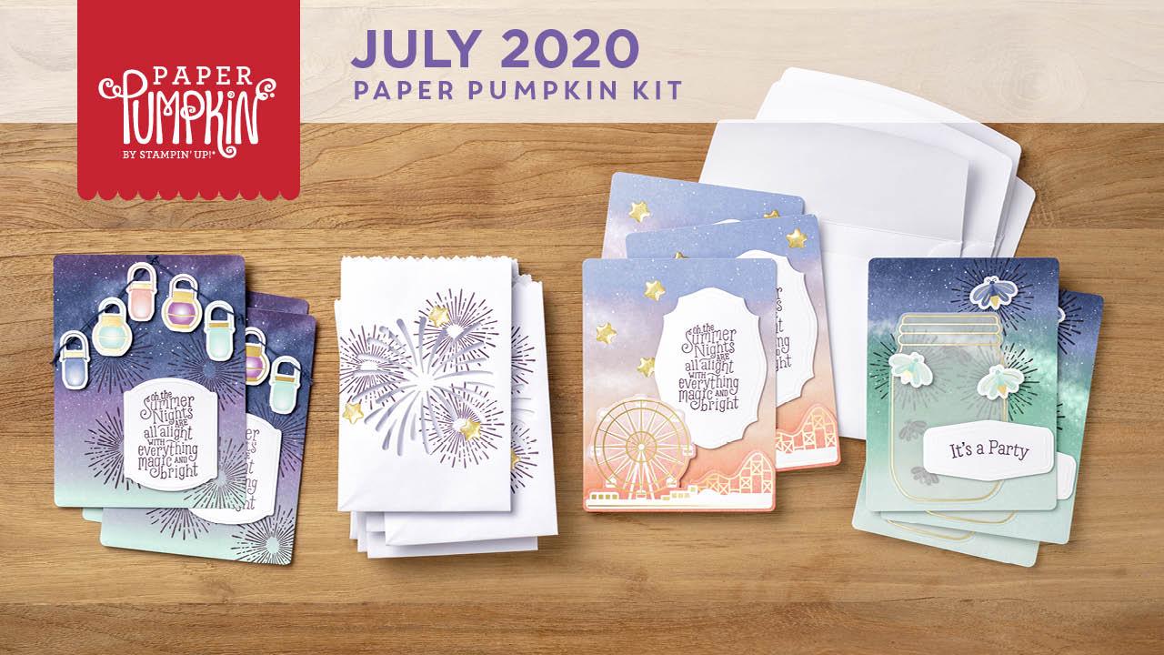 July 2020 - Summer Nights