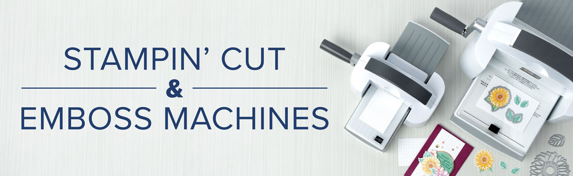 Stamp Cut And Emboss Machines